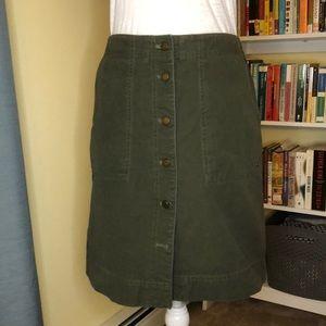 Lauren Ralph Lauren Skirt in Green - Size 6